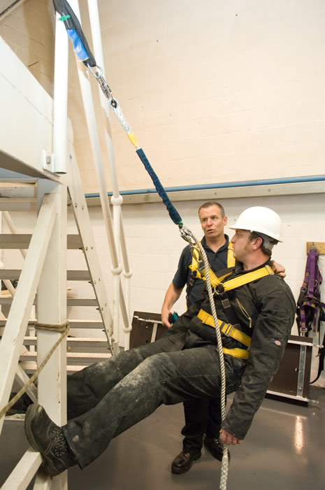 Evolve Training Working At Height