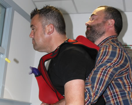 First Aid Scenario