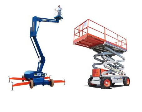 Mobile Elevating Work Platforms (MEWPS) Operator