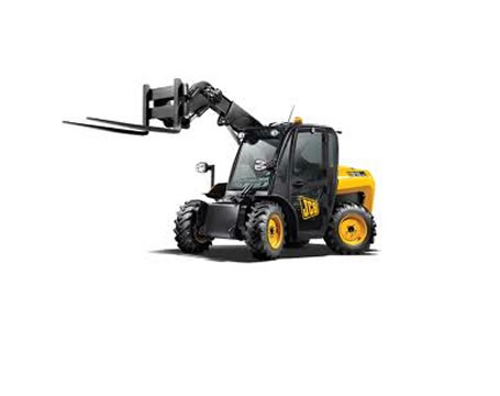 Rough Terrain Variable Reach and Telescopic Forklift Truck Operator